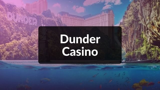 Dunder Casino Gonzo's Quest